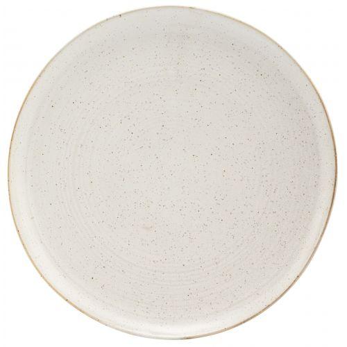 House Doctor / Porcelánový tanier Pion Grey/White