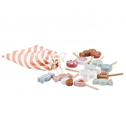 Kids Concept / Drevené cukríky Bistro