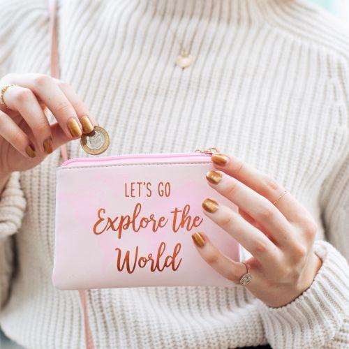 sass & belle / Peňaženka World Explorer