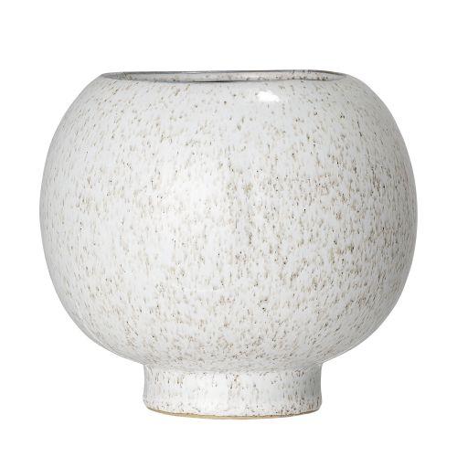 Bloomingville / Keramický obal na kvetináč Nature Stoneware