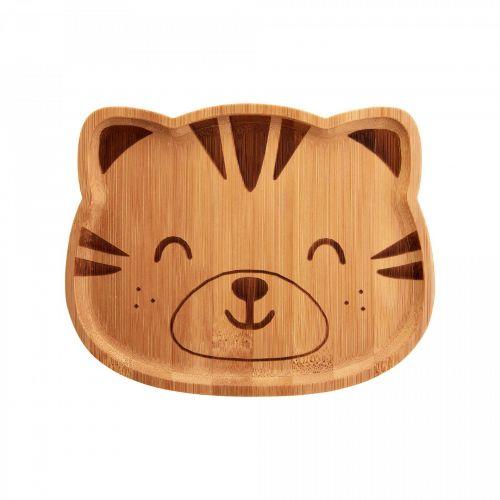 sass & belle / Bambusový tanierik Tiger