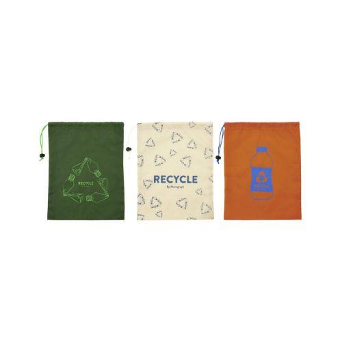 MONOGRAPH / Recyklované vrecko Recy