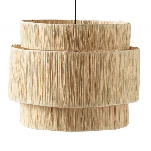 Tine K Home / Závesné tienidlo Natural Raffia ⌀ 60 cm