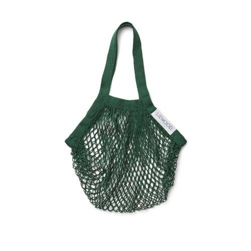 LIEWOOD / Sieťová nákupná taška Mesi Garden Green