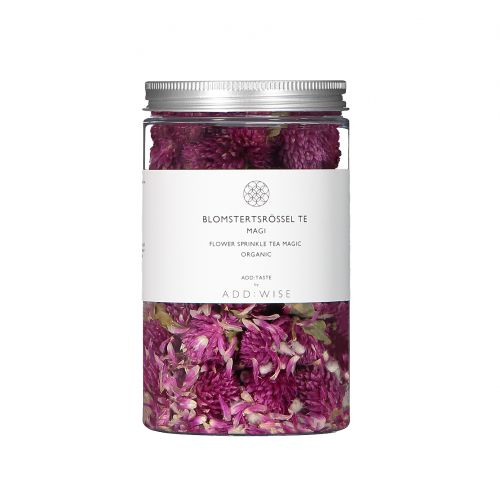 ADD:WISE / Kvetinový čaj z pestrovky guľovitej 25 g