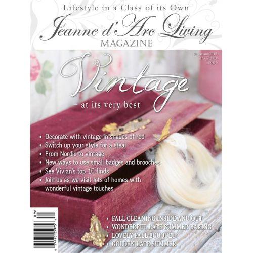 Jeanne d'Arc Living / Časopis Jeanne d'Arc Living 9/2015 - anglická verze