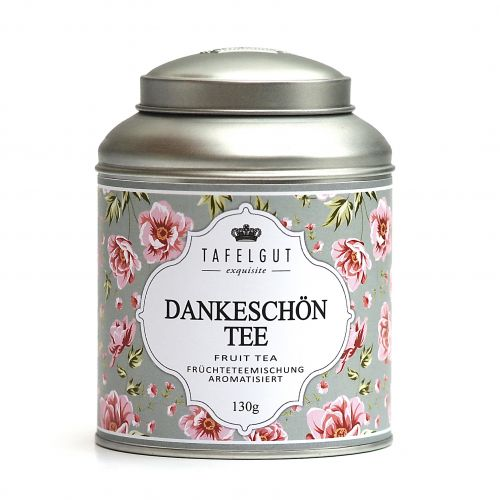 TAFELGUT / Ovocný čaj Dankeschön - 130 gr