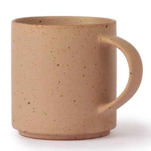 HK living / Keramický hrnček Bold & Basic Coffee Nude Mug