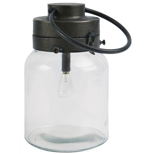 IB LAURSEN / Kovový LED lampáš Nautilus