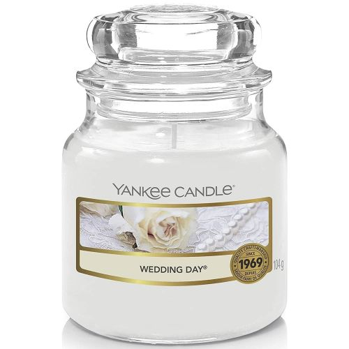 Yankee Candle / Svíčka Yankee Candle 104gr - Wedding Day
