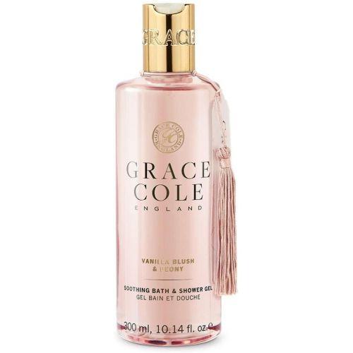 Grace Cole / Sprchový gél Vanilla Blush & Peony 300ml