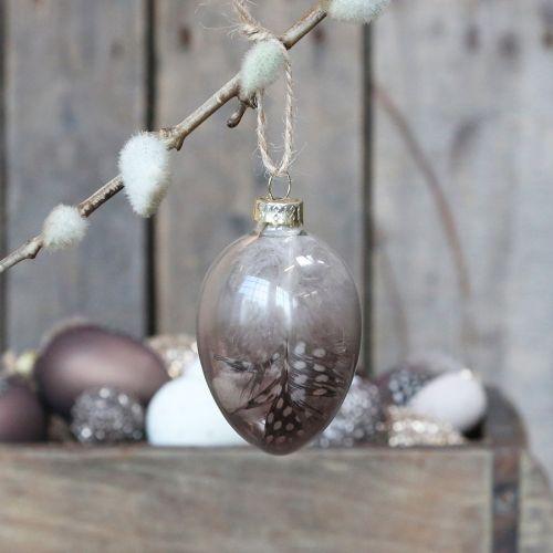 Chic Antique / Veľkonočné vajíčko Feather