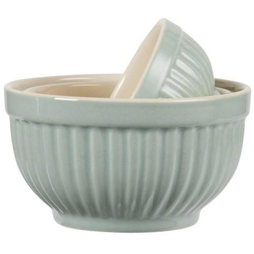 IB LAURSEN / Keramická mini miska Mynte Green Tea