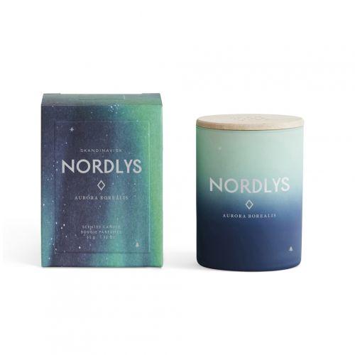 SKANDINAVISK / Vonná sviečka NORDLYS (polární záře) mini 55 g