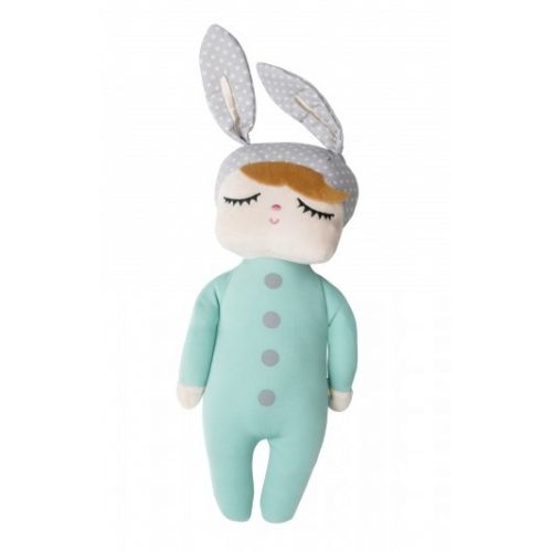 miniroom / Králičia bábika Lille Kanin Babyboy Mint
