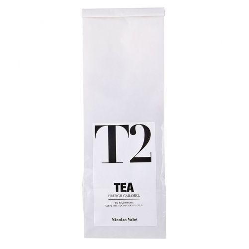 Nicolas Vahé / Čierny čaj s francúzskym karamelom 140 g