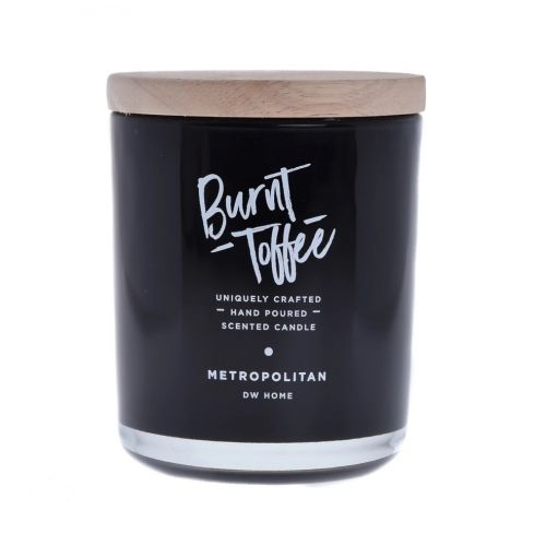 dw HOME / Svíčka DW Home - Burnt Toffee 425g