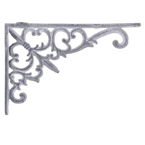 Chic Antique / Kovová konzola Antique Grey