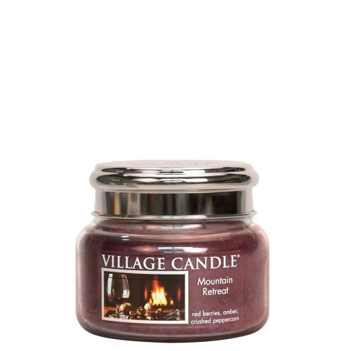 VILLAGE CANDLE / Sviečka v skle Mountain Retreat - malá