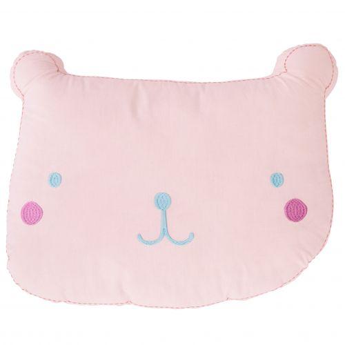 rice / Detský vankúšik Teddy Soft Pink