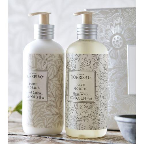 MORRIS & Co. / Sada mydla a krému na ruky Pure