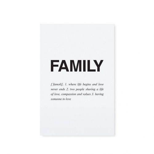TAFELGUT / Pohľadnica Family