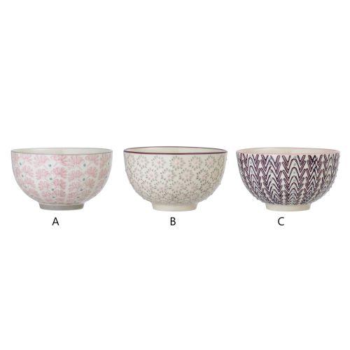 Bloomingville / Keramická miska Maya Bowl Small - 3 druhy