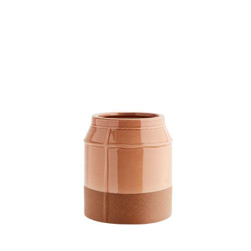 MADAM STOLTZ / Keramická váza Rose Stoneware Vase