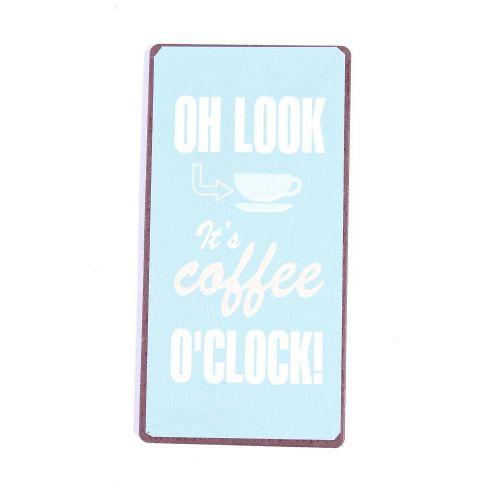 La Finesse / Magnet It's coffee o'clock