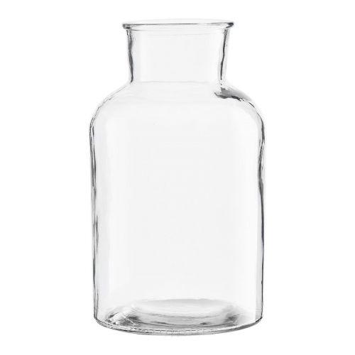 House Doctor / Sklenená váza Clear 30cm