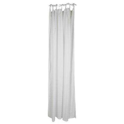 IB LAURSEN / Bavlněný závěs White 140x220cm