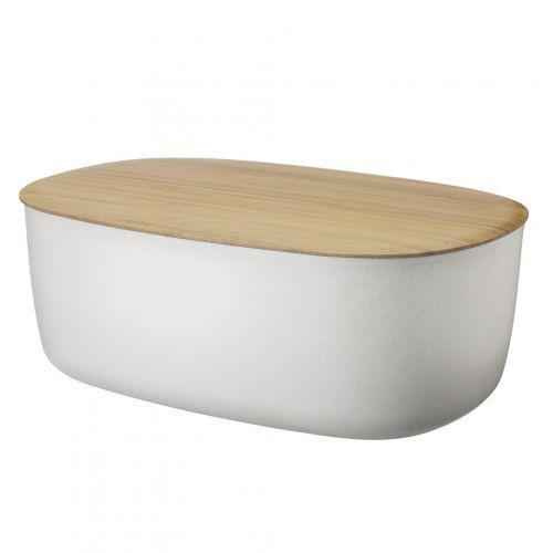 RIG-TIG / Melamínový chlebník Box-it White