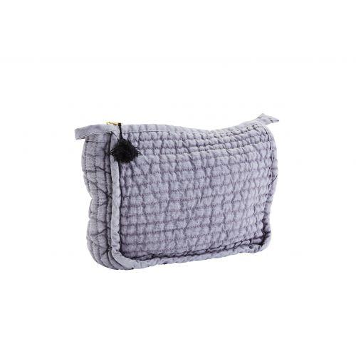 MADAM STOLTZ / Kozmetická taštička Linen Lavender