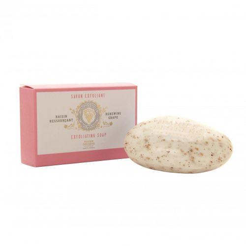 Panier des Sens / Peelingové mydlo - hrozno