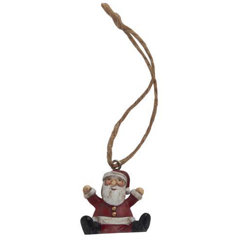 IB LAURSEN / Mini Santa Claus na zavesenie