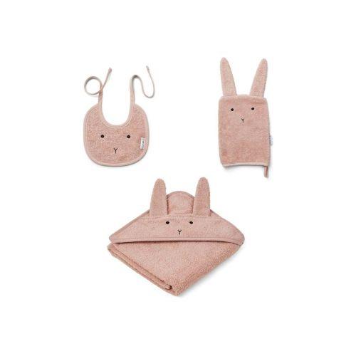 LIEWOOD / Textilný set pre bábätko Rabbit rose