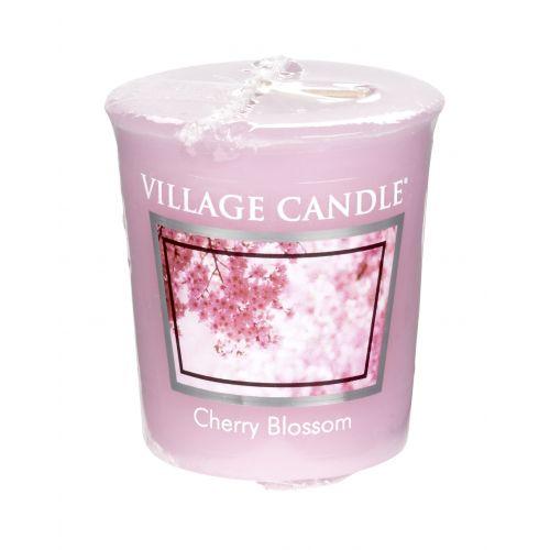 VILLAGE CANDLE / Votívna sviečka Village Candle - Cherry Blossom