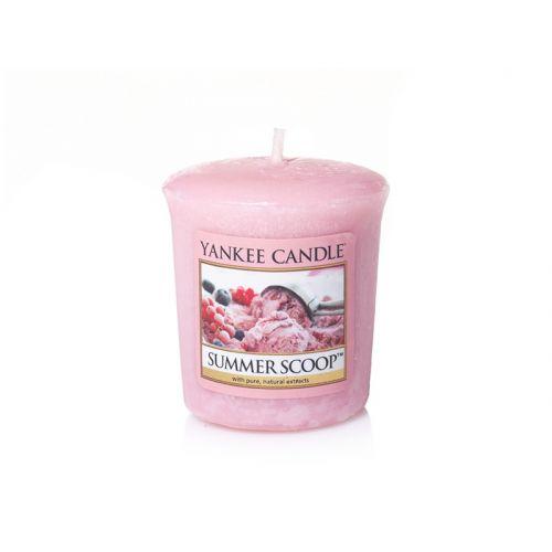 Yankee Candle / Votívna sviečka Yankee Candle - Summer Scoop