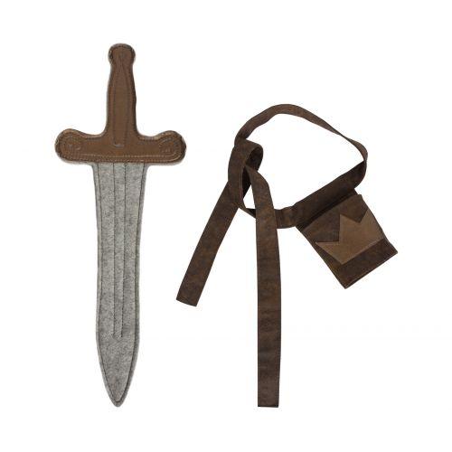 Maileg / Rytiersky meč s opaskom