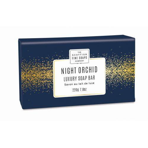 SCOTTISH FINE SOAPS / Luxusné tuhé mydlo Night Orchid