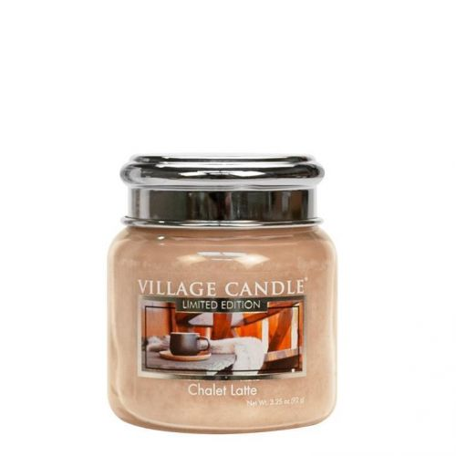VILLAGE CANDLE / Sviečka Village Candle - Chalet Latte 92g
