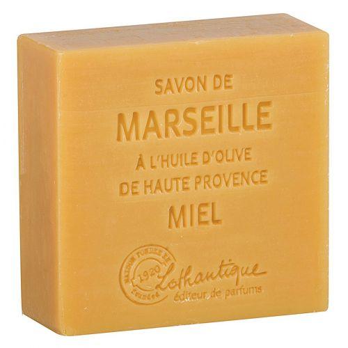 Lothantique / Marseillské mydlo Honey 100g