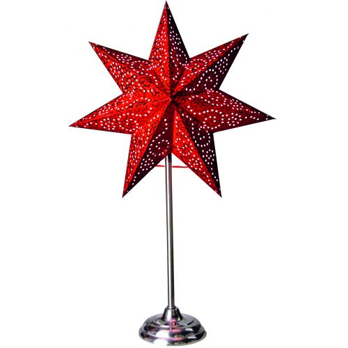 STAR TRADING / Stolní lampa Red Star