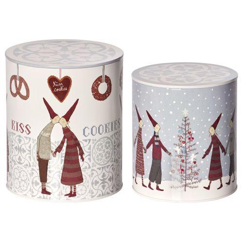 Maileg / Vánoční box Pixy Cookies Light
