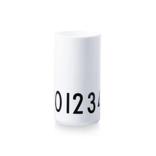 DESIGN LETTERS / Porcelánová váza Numbers 15 cm