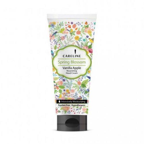 CARELINE / Krém na ruky Jarný kvet 100 ml