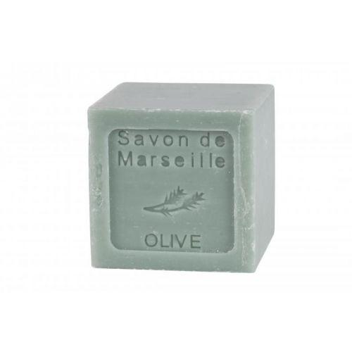 LE CHATELARD / Francúzske mydlo kocka 100g - oliva