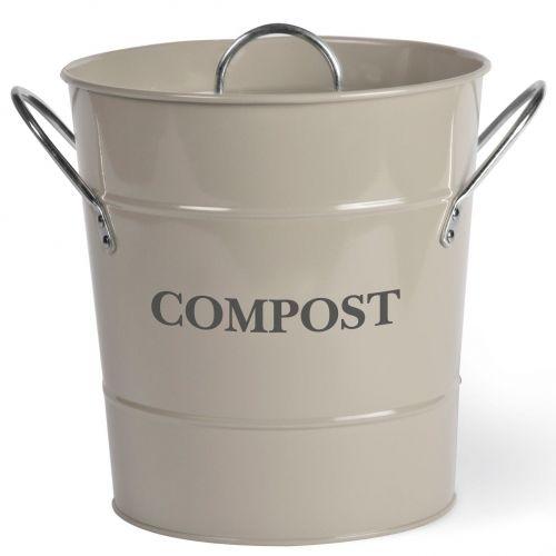 Garden Trading / Vedierko na kompost Clay 3,5 l