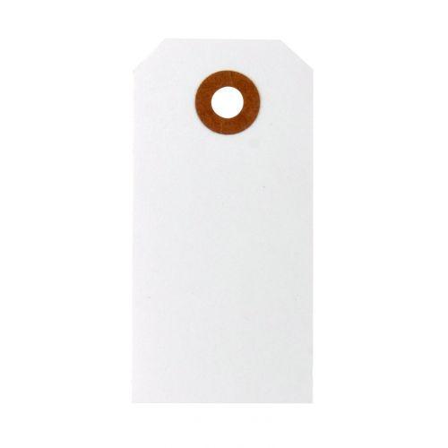 IB LAURSEN / Papierové štítky 8x4 cm - set 20 ks