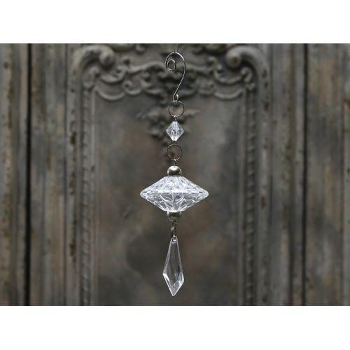 Chic Antique / Dekorativní Crystal 18cm